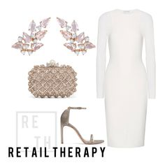 #RetailTherapy In love with this @narciso_rodriguez cocktail dress. While it would pair well with just about anything, we prefer it with champagne accessories and blush-hued #AyvaJewelry earrings. #StartYourStory Dress available at @netaporter #retail #OOTD #narcisorodriguez #cocktail #dress #cocktaildress #whitedress #formfitting #bodycon #sexy #badass #outfit #look #style #styled #stylish #fashion #highfashion #netaporter #blush #jewels #jewelry #jewelrygram #finejewelry #heirloom…