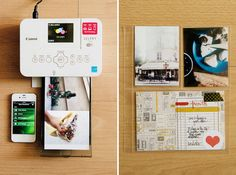 Sharing how I scrapbook while traveling and how I'm documenting three months in Europe.