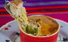 A chef Tati Lund ensina a fazer um empadão sem glúten e sem lactose delicioso!