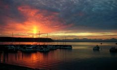 Langley's Marina, Whidbey Island, WA