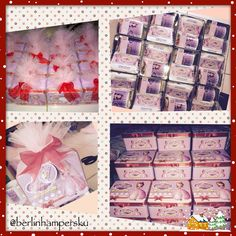 Hampers kaleng baby one month