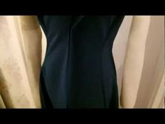 Disney Merida Blue Dress Chemise Tutorial - YouTube