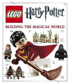 Gives readers an up-close look at the bricks, constructions, and minifigures of the LEGO® Harry Potter universe -- from Hogwarts Castle to Hagrid's hut.