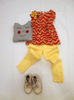 outfit for today DOUUOD KIDS BLOUSE and A TIP on www.fiammisday.com