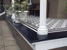 Product Name Slate Bullnose 1Lm, 1.2Lm & 1.5Lm x 300 x 30mm Olde English Tiles Australia