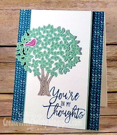 Create With Christy: Short & Sweet Saturday - Thoughtful Branches Sneak Peek