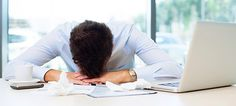Buy Sick man sleeping at work in the office by baranq on PhotoDune. Sick man sleeping at work in the office Sick At Work, Succession Planning, Quitting Your Job, Stick It Out, Health And Wellbeing, The Office, Workplace, Feel Good, Told You So