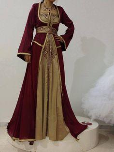 Robe caftan créateur harim sultan : Robe par odsena