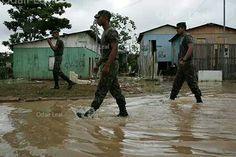 Enchente no Acre, Sul da Amazônia. Foto: Odair Leal/Prame  © 2014 Odair Leal. TODOS OS DIREITOS RESERVADOS.
