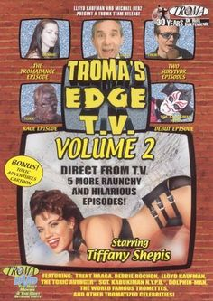 Troma's Edge T.V., Vol. 2 [DVD]