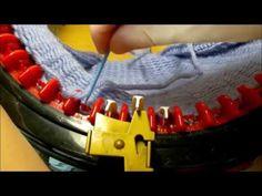 How to Knit Ribbing on your Addi Express Knitting Machine / Yay For Yarn Knitting Machine Patterns, Sweater Knitting Patterns, Knitting Charts, Knitting Socks, Hat Patterns, Lace Knitting, Stitch Patterns, Crochet Patterns, Addi Knitting Machine