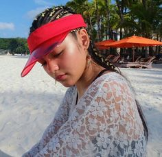 Andrea Brillantes in Boracay Philippines✨ Boracay Philippines, Station 1, Celebs, Celebrities, Braids, Moraine Lake, Insta Ideas, Actresses, Fashion Outfits