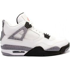Air Jordan 4 Ciment Blanc 2015 Corvette