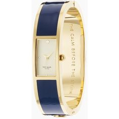 kate spade new york Carousel Bangle ($250) ❤ liked on Polyvore