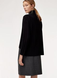 6aee363fc The Group by Babaton JIMMY SKIRT   Aritzia #skirt Dress To Impress, Flannel,