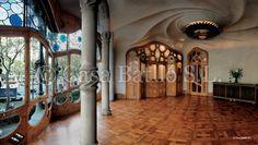 Galería de imágenes del museo Casa Batlló de Gaudí en Barcelona