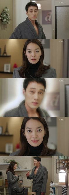 "[Spoiler] ""Oh My Venus"" Sin Min-ah falls for So Ji-sub's abs @ HanCinema :: The Korean Movie and Drama Database"