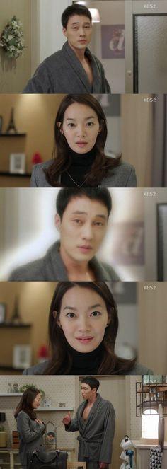 "[Spoiler] ""Oh My Venus"" Sin Min-ah falls for So Ji-sub's abs @ HanCinema :: The Korean Movie and Drama Database"