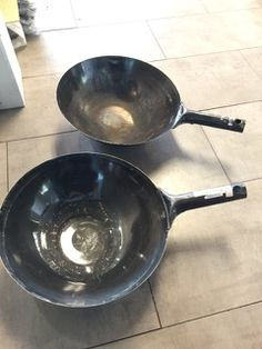 RESTAURANT SUPPLY WOK PANS