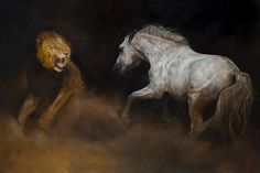 **NEW** LIMITED EDITION Fine Art Giclée Print 'Against All Odds'