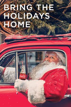 Browse unique Coca-Cola products, clothing, & accessories, or customize Coke bottles and gifts for the special people in your life. Check out Coke Store today! Christmas Past, Winter Christmas, All Things Christmas, Vintage Christmas, Xmas, Country Christmas, Coca Cola Santa, Coca Cola Christmas, Coke Santa