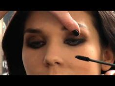 I have to perfect this smokey eye look! I never do my bottom eyes so it will be something to learn.