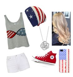 """""""Untitled #4"""" by lilliana-apperson on Polyvore featuring Ally Fashion, Converse, BERRICLE and Casetify"""