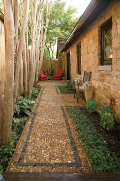15 Absolutely Stunning Side Yard Decor Ideas You Must See - The ART in LIFE