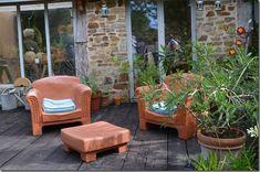 Stephane Marie, Chiffon, Gardens, Garden Deco, Landscapes, Plants, Sketch, Home Ideas, Flowers