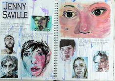 Image result for jenny saville