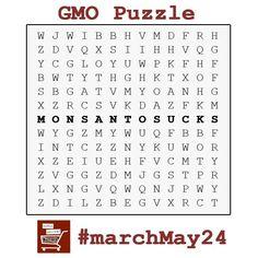 #Monsanto Sucks