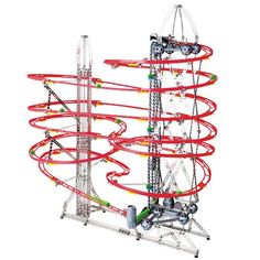 Eitech Fun N Roll Deluxe Marble Run Construction Set And Educational Toy - Intro To Engineering And Stem Learning Stem Learning, Kinetic Art, Kugel, Educational Toys, Three Dimensional, Construction, Running, Marble Runs, Sculpture