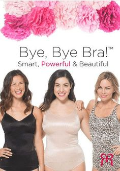 47cd02b26d bye bye bra 2016 shapewear mythbusters comfort and style