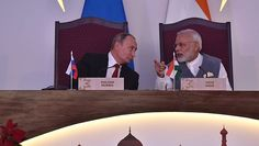 India-Russia Joint Statement during the Visit of President of the Russia to India: Partnership for Global Peace and Stability