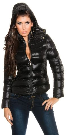 Sexy Koucla winter jacket with hoodie Best Jeans, My Size, Hoodie Jacket, Sexy Outfits, Sexy Lingerie, Winter Jackets, Leather Jacket, Costumes, Hoodies