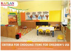Criteria for Choosing Items for Children's Use: http://buff.ly/1vsgdMU