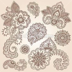 Paisley tattoo idea