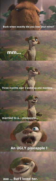 ... funny pictures movie character iceage funny stuff funny quotes kids