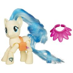 MLP Explore Equestria Coco Pommel - Runway Show Articulated Brushable