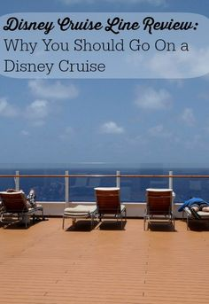 Disney Cruise Line Review - Great for Your Next Family Vacation