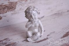 Silver Paint, Angel, Plastic, Statue, Cover, Painting, Art, Silver Color, Angels