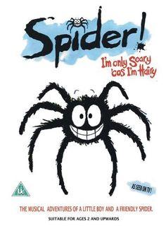 Spider! [DVD]:Amazon:Film & TV
