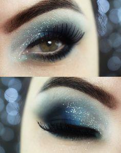 Tutorial – maquiagem inspirada em Frozen e 2 anos de canal