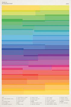 Jamie xx In Colour Tour