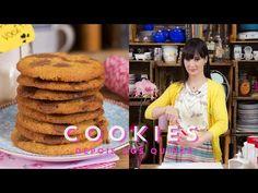 COOKIES COM GOTAS DE CHOCOLATE | Depois dos Quinze 02 #ICKFD - YouTube