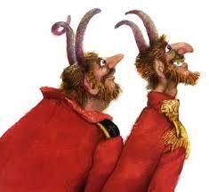 pohádkové postavy v ilustracích - Hledat Googlem Christmas Ornaments, Holiday Decor, Animals, Animales, Animaux, Christmas Jewelry, Animal, Animais, Christmas Decorations