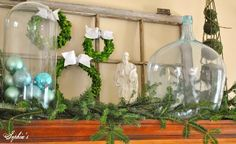 Sophia 39 S Decorating With Natural Elements Highlights Of Christmas