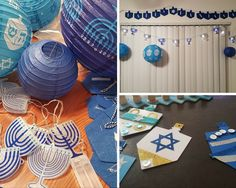 Hanukkah is my favorite holiday, and I thought I'll share with you my favorite Hanukkah gifts and decoration :)     HANUKKAH DECORATIONS   M...