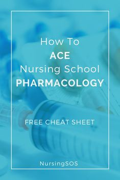 Pass Nursing School