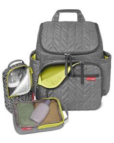 3bdf2fa19ce Forma Backpack Diaper BagForma Backpack Diaper Bag, Grey Diaper Bag Backpack,  Baby Diaper Bags